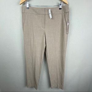 Loft 10 Marisa Pencil Ankle Trousers NWT